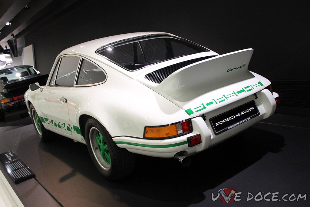 Porsche 911 Carrera RS 2.7 Coupé (1973)
